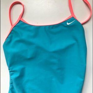 Nike tie back